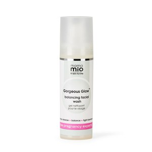 Mama Mio Gorgeous Glow Facial Wash 30ml
