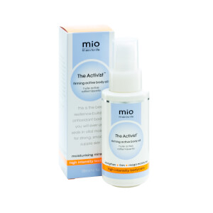 Mio Skincare The Activist Firming Active Body Oil (120ml) - US
