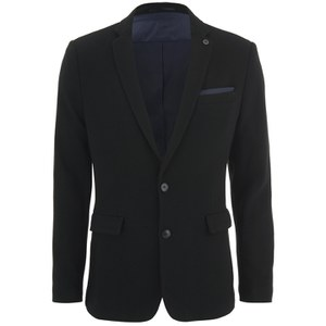 Selected Homme Men's Brian Blazer - Black