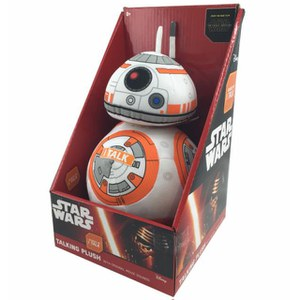 Star Wars Medium Lead Droid Talking Plush