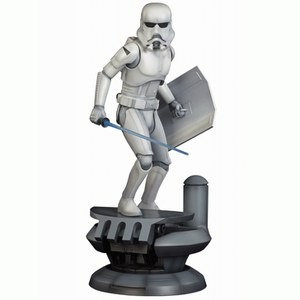 Sideshow Collectibles Star Wars: The Force Awakens Stormtrooper by Ralph McQuarrie 1:5 Scale Statue