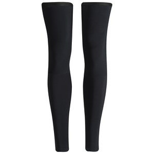 Santini BeHot H20 Fleece Leg Warmers - Black