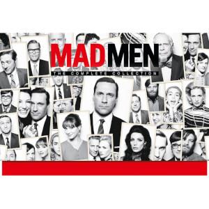 Mad Men - Seasons 1 - 7