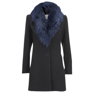 Vero Moda Women's Cilla Daisy 3/4 Jacket - Black