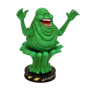 Factory Entertainment Ghostbusters Slimer Shakems Premium Motion Statue