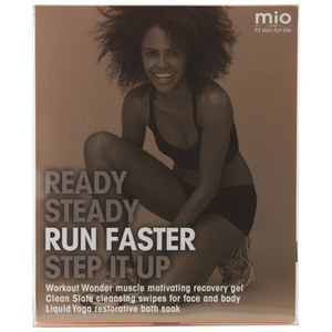 Kit gimnasio con toque zen - Mio Run Faster Kit: Image 5