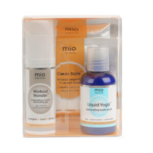 Mio Skincare Run Faster Set