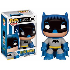 Retro Batman Funko Pop! Figur