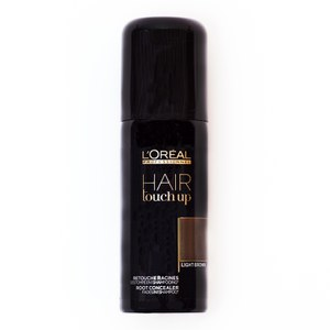 L'Oreal Professionnel Hair Touch Up - Light Brown (75ml)