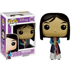 Figurine Pop! Disney Mulan