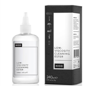 NIOD Low-Viscosity Cleaning Ester (240 ml)