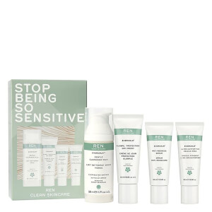 REN Stop Being So Sensitive Regime Kit for Sensitive Skin