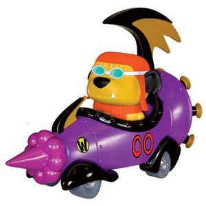 Hanna Barbera Wacky Races Mean Machine Funko Pop! Vinyl Ride Vehicle