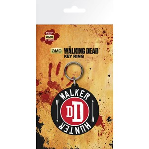 The Walking Dead Walker Hunter - Keychain