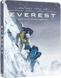 Everest - Zavvi Exclusive Limited Edition Steelbook (UK EDITION)