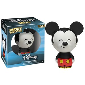 Disney Mickey Mouse Dorbz Vinyl