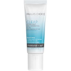 Paula's Choice Clear Ultra-Light Daily Hydrating Fluid SPF30+