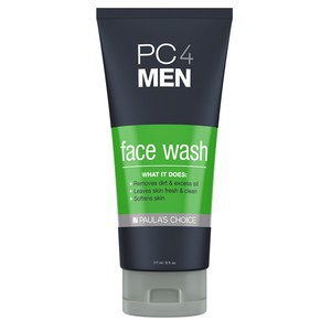 Limpiador facial PC4Men de Paula's Choice (177 ml)