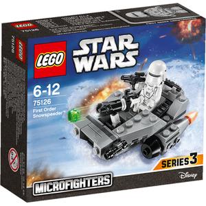 LEGO Star Wars: Le Snowspeeder™ du Premier Ordre (75126)