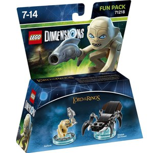 LEGO Dimensions, LOTR, Gollum Fun Pack