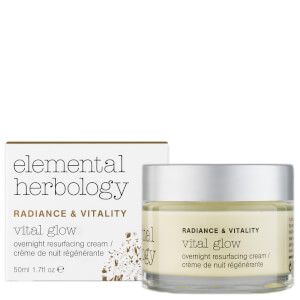 Elemental Herbology Vital Glow Overnight Resurfacing -voide (50ml)