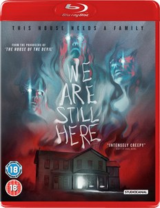We Are Still Here - Zavvi Exclusive Blu-ray (Limited to 500 Copies)