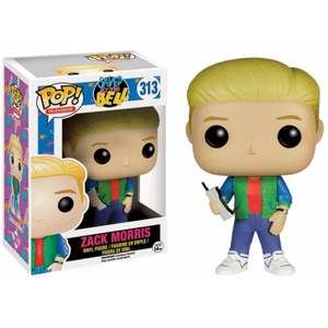 Saved By The Bell Zack Morris Funko Pop! Figuur