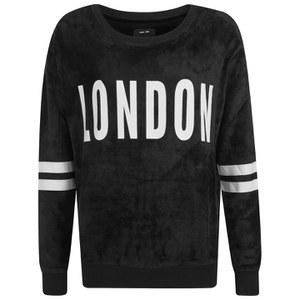 ONLY Women's Kerry Long Sleeve Sweatshirt - Black