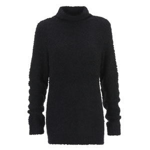 ONLY Women's Zadie Rollneck Jumper - Black