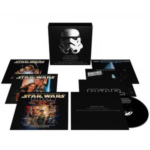 Star Wars: The Ultimate Vinyl Collection Original Soundtrack