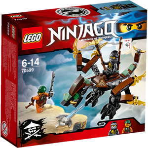 LEGO Ninjago: Cole's Dragon (70599)