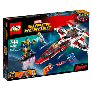 LEGO Marvel Super Heroes: Avenjet Space Mission (76049)