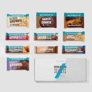 Proteínový Snack Box