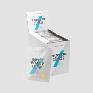 Impact Whey Sample Pack