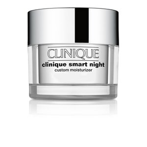 Crema Hidratante de Noche Clinique Smart Night Custom Repair Moisturiser - Piel Mixta/Grasa 50ml