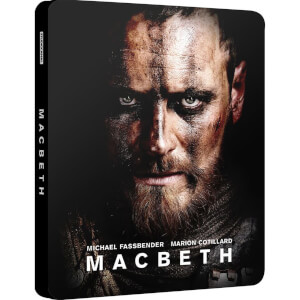 MacBeth - Steelbook de Edición Limitada