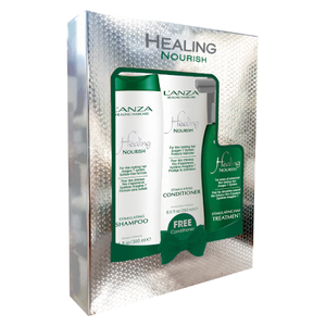 L'Anza Healing Nourish Trio Box (Worth £82.15)