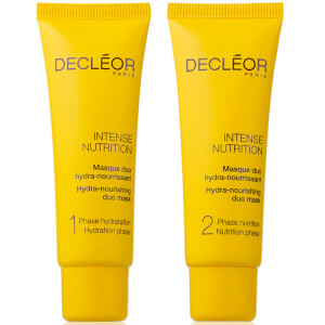 DECLéOR Intense Nutrition Mask (2 x 25g)
