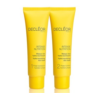 DECLEOR Intense Nutrition Mask (2 x 25 g)