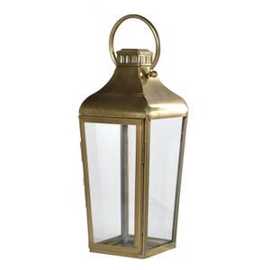 Bark & Blossom Medium Roman Lantern
