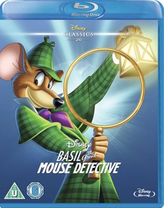 Basil the Great Mouse Detective