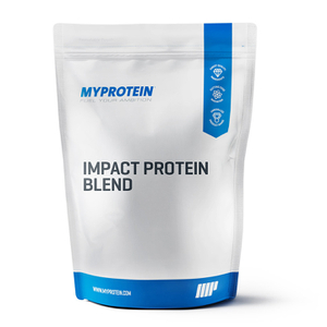 2x Myprotein 11lb Impact Protein Blend in Vanilla + 1-Qty. of 2.2lb Protein Blend