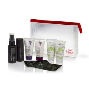 Wella & Sebastian Mini Bestsellers Kit