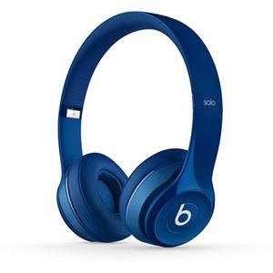 Beats by Dr. Dre: Solo2 On-Ear Headphones - Blue