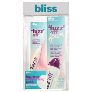 bliss 'Bare' Necessities Hair Removal Set (Worth £72.00)