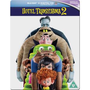 Hôtel Transylvanie 2 - Steelbook Blu-ray