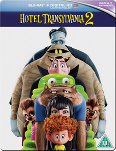 Hotel Transylvania 2 - Steelbook Edition