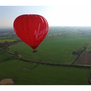 National 7 Day Anytime Plus Virgin Hot Air Balloon Ride
