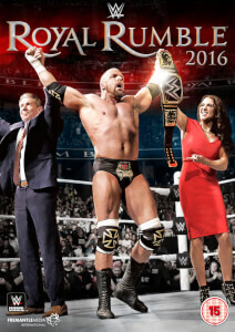 WWE: Royal Rumble 2016