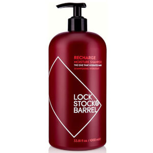Shampoo Hidratante Recharge da Lock Stock & Barrel (1000 ml)